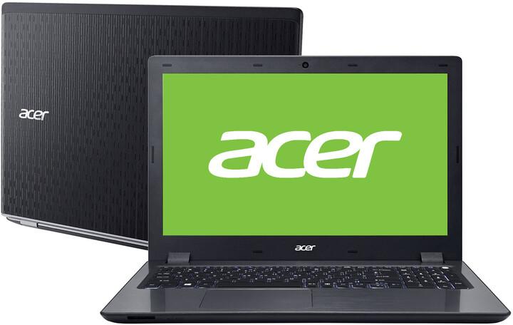 Acer Aspire V15 Gaming (V5-591G-76BN), černá