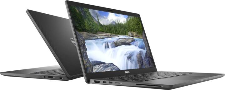 Dell Latitude 13 (7310), černá
