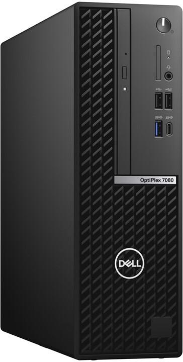 Dell OptiPlex (7080) SFF, černá
