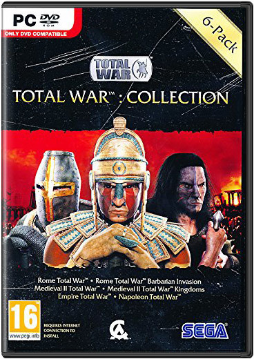 Total War: Collection - 6-pack (PC)