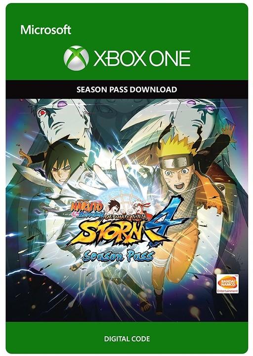 Naruto Shippuden Ultimate Ninja Storm 4 - Season Pass (Xbox ONE) - elektronicky