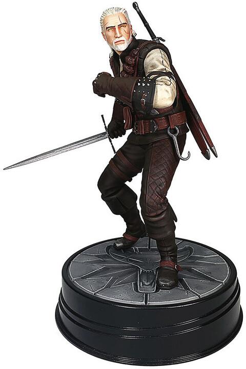 Figurka The Witcher - Geralt Manticore