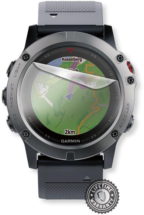 Screenshield fólie na displej pro GARMIN Fenix 5X
