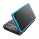 Nintendo New 2DS XL, černá/modrá + Super Mario 3D Land