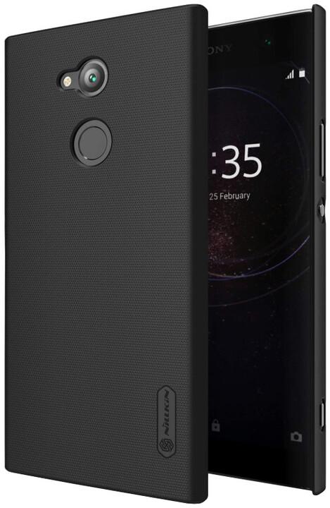 Nillkin Super Frosted zadní kryt pro Sony H4213 Xperia XA2 Ultra, Black