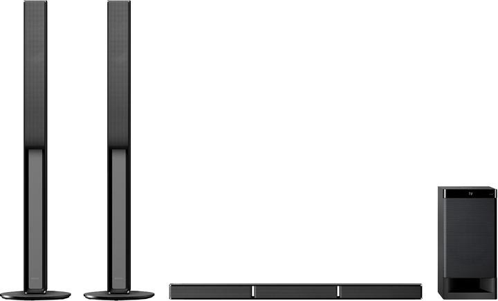 Sony HT-RT4, 5.1, černá