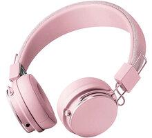 Urbanears Plattan 2 Bluetooth, růžová O2 TV Sport Pack na 3 měsíce (max. 1x na objednávku)