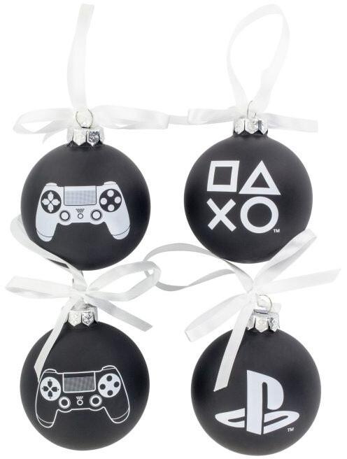 Vánoční ozdoby PlayStation