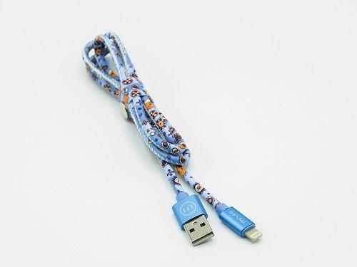 MIZOO X51 - Kabel Lightning - USB (M) do Lightning (M) - 1 m