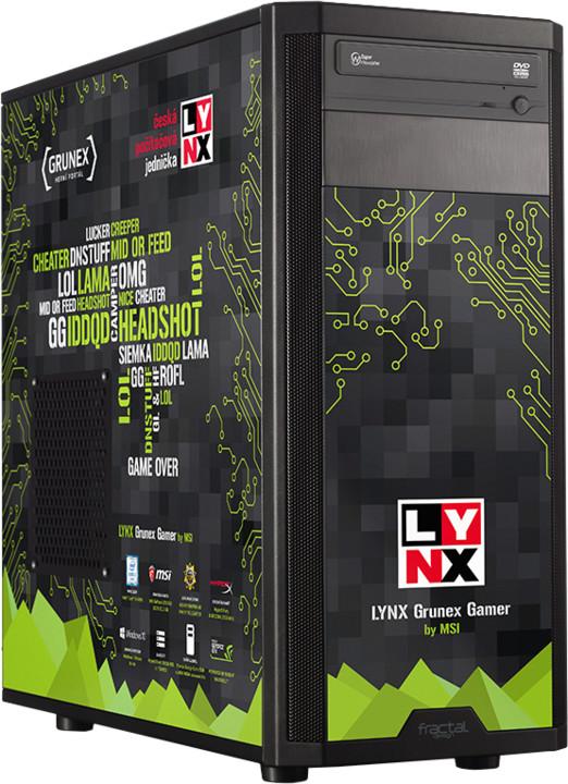 LYNX Grunex Gamer 2016