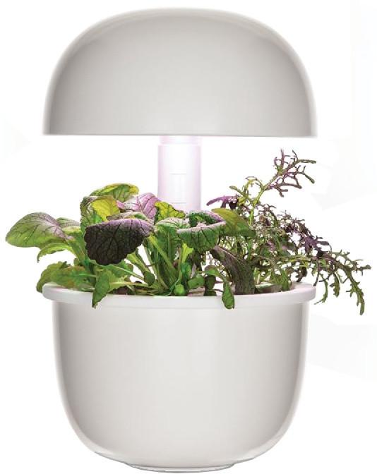 Plantui 3 Smart Garden, chytrá zahrádka, bílá