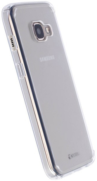 Krusell Kivik obal pro Samsung Galaxy A5, transparentní, verze 2017