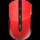 Rapoo 7200M, červená