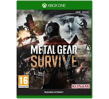 Metal Gear Survive (Xbox ONE) - 4012927112106