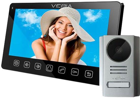 VERIA SET videotelefonu VERIA 7070C + VERIA 229, černá