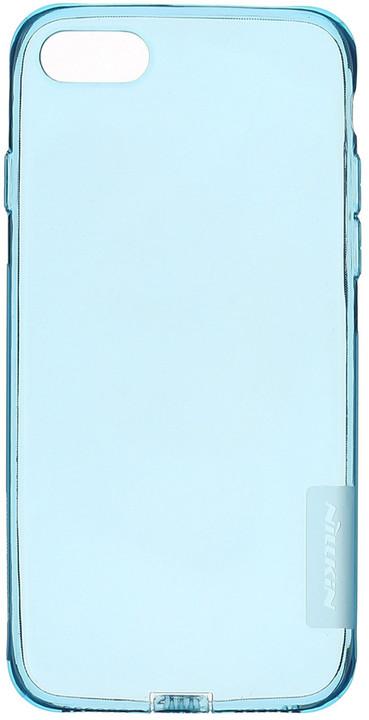 Nillkin nature TPU pouzdro pro iPhone 7/8 - modré