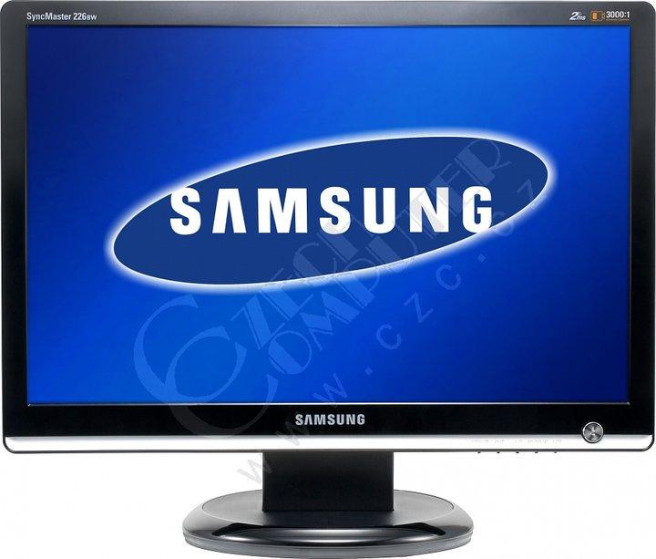 """Samsung SyncMaster 226BW - LCD monitor 22"""""""