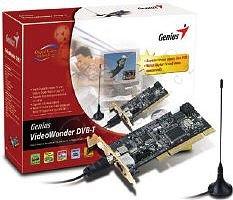 GENIUS VIDEOWONDER DVB-T DRIVERS FOR MAC