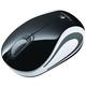 Logitech Wireless Mini Mouse M187, černá