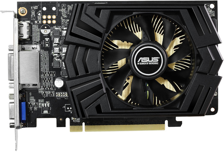 ASUS GTX750TI-PH-2GD5, 2GB GDDR5