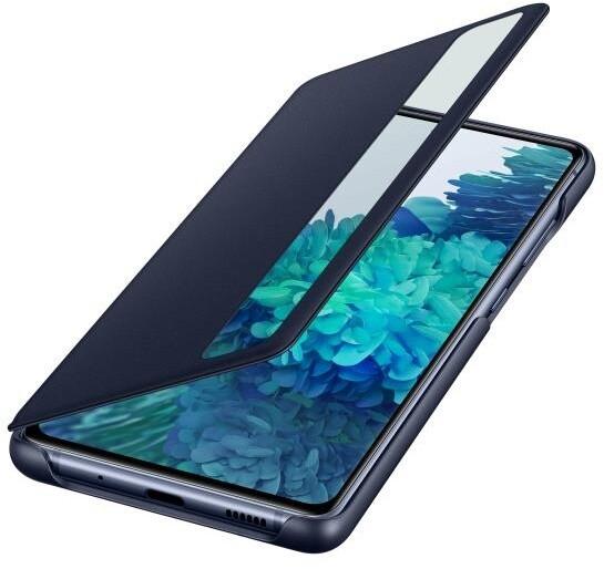 Samsung flipové pouzdro Clear View pro Galaxy S20 FE, modrá