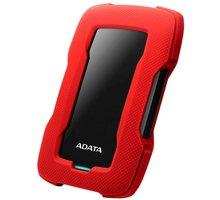 ADATA HD330 - 2TB, červený