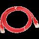 UTP kabel rovný kat.6 (PC-HUB) - 0,5m, červená  + Při nákupu nad 500 Kč Kuki TV na 2 měsíce zdarma vč. seriálů v hodnotě 930 Kč