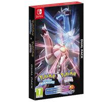 Pokémon Brilliant D. & Shining P. Dual Pack