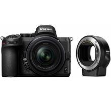 Nikon Z 5 + 24-50mm f/4.0-6.3 + FTZ adapter - VOA040K003