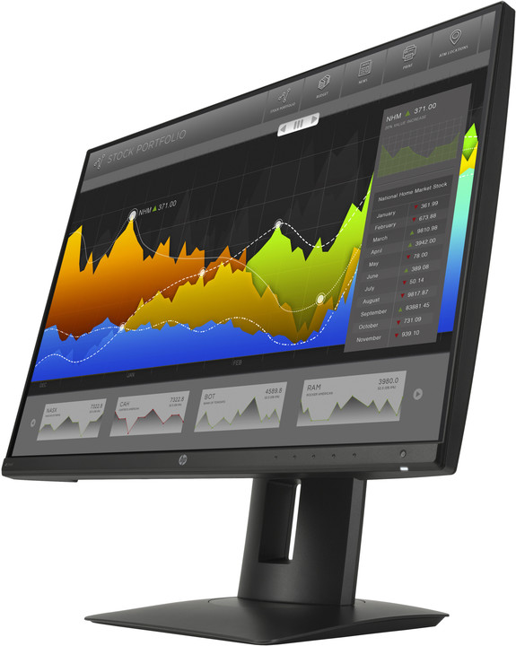 HP Z24nf - LED monitor 24""