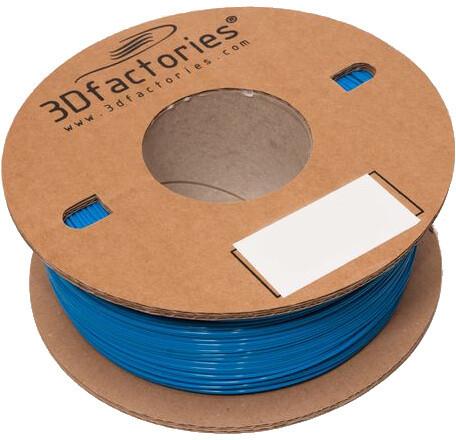 3D Factories tisková struna PLA modrá 1,75 mm 1 Kg