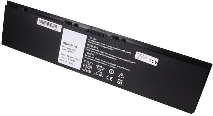 Patona baterie pro DELL E7440 4500mAh Li-Pol 7,4V
