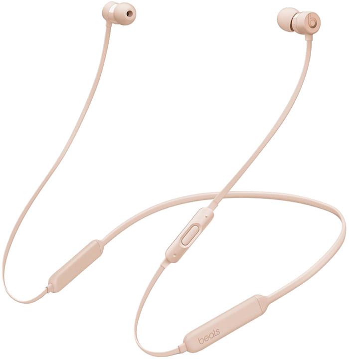 BeatsX, matně zlatá