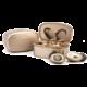 Guess bezdrátová sluchátka, zlatá