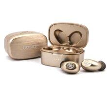 Guess bezdrátová sluchátka, zlatá - GUTWSJL4GGO