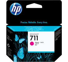 HP CZ131A náplň č.711, purpurová