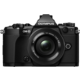 Olympus E-M5 Mark II + 14-42 EZ, černá/černá