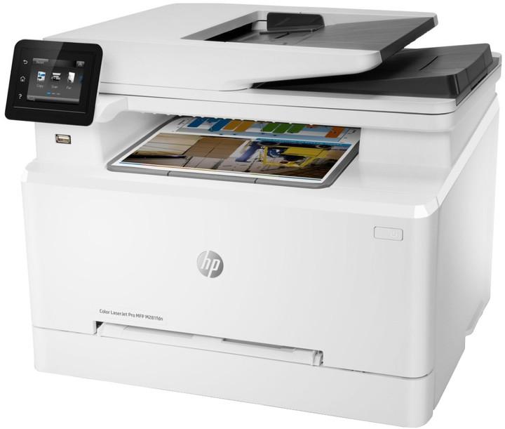 HP Color LaserJet Pro M281fdn