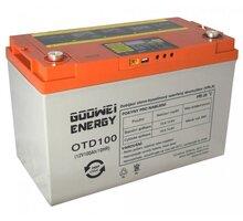 GOOWEI ENERGY OTD100 - VRLA GEL, 12V, 100Ah
