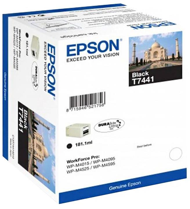Epson C13T74414010, černá