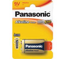 Panasonic baterie 6LR61 1BP 9V Alk Power alk - 35049282