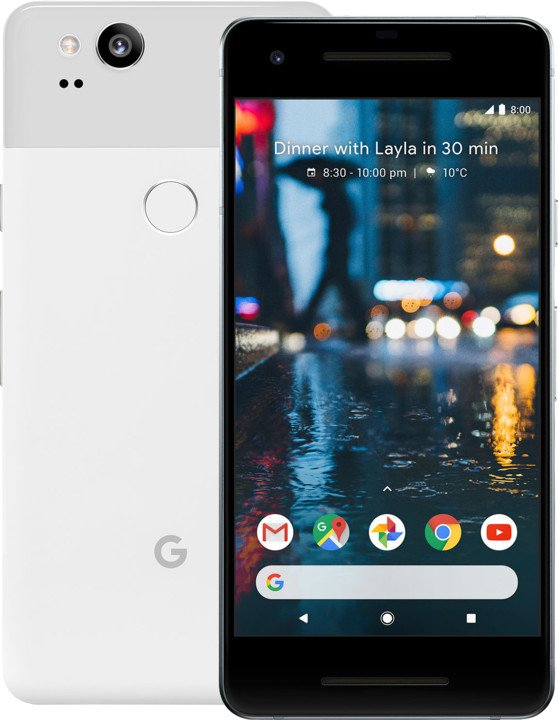 Google Pixel 2 - 128gb, bílý