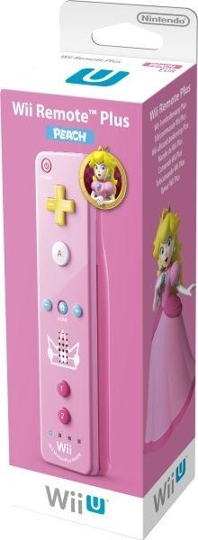 Nintendo Remote Plus, Peach edice (WiiU)