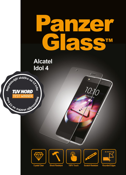 PanzerGlass Original ochranné sklo pro Alcatel Idol 4, Idol 4 6055K, Idol 4 6055P