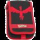 Hori New 3DS XL Pouch, Pokémon Go Red