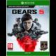 Gears 5 (Xbox ONE)  + Tričko Gears 5 (L) v hodnotě 299 Kč