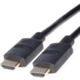 PremiumCord HDMI 2.0 High Speed + Ethernet kabel, zlacené konektory, 7,5m