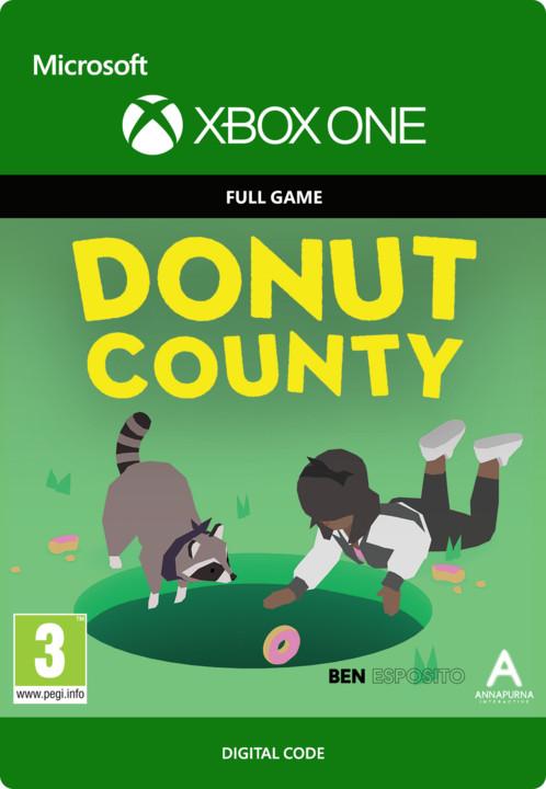 Donut County (Xbox ONE) - elektronicky