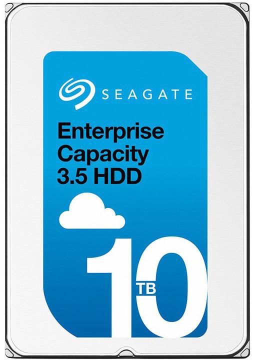 Seagate Enterprise Capacity SATA - 10TB