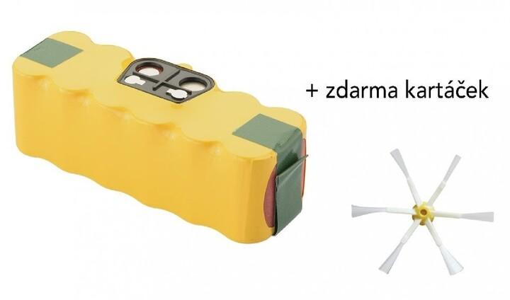 PATONA baterie pro robotický vysavač iRobot Roomba 3300 mAh, Ni-MH pro sérii 5xx, 6xx, 7xx, 8xx